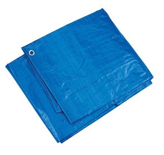 Blue80gsmTarpaulinWaterproofTarpaulinForFurniture