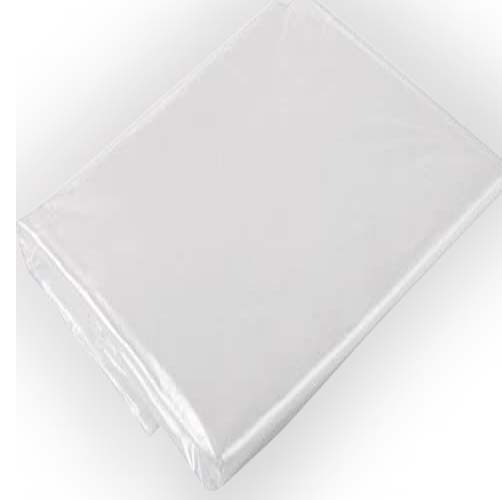 Clear PlasticPolytheneHeavyDutyDropClothDustSheet9ftX12ft
