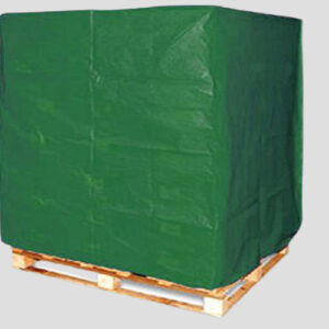 GreenPalletCoverMediumWeightWaterproofTarpaulins140gsm