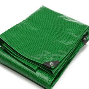 UV ProtectedWaterproofgreenMonoCover170gsmTarpaulin