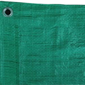 Waterproof MultipurposegreenTarpaulin100gsmLightweightTarpaulinCovers